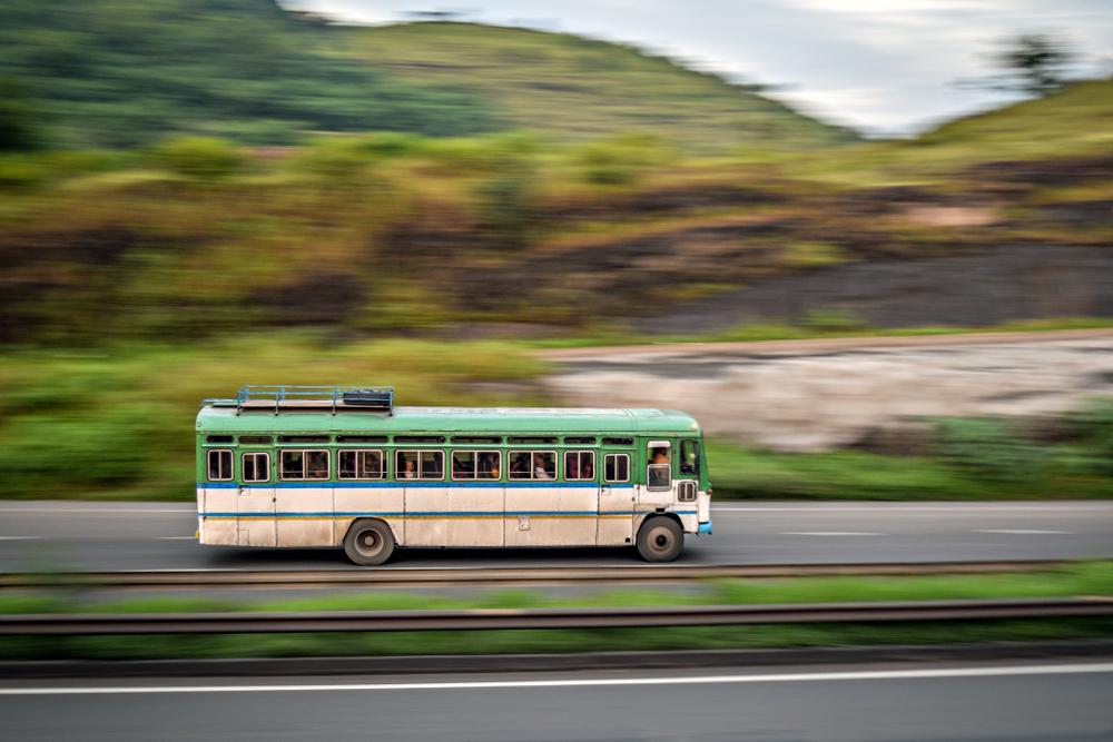 msrtc bus