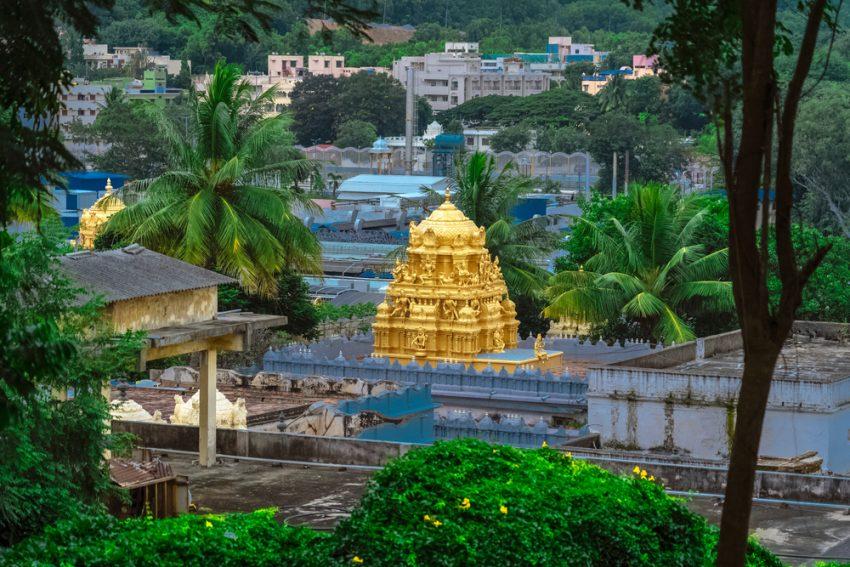Tirupathi Tirumala Darshan by APSRTC