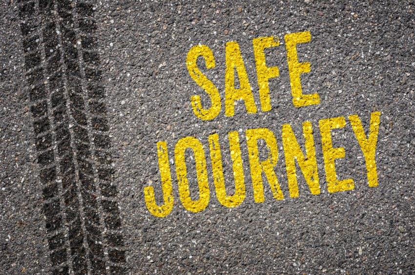 safe travel by bus